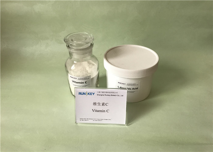 Healthy White Pharmaceutical Grade Ascorbic Acid Powder For Muscles Strong