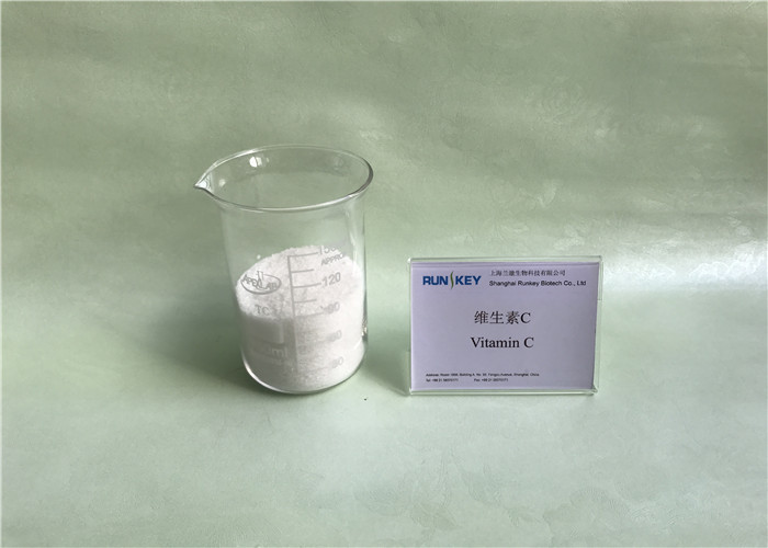 Diatery White Vitamin C Antioxidant Crystal Powder For Cardiovascular Disease